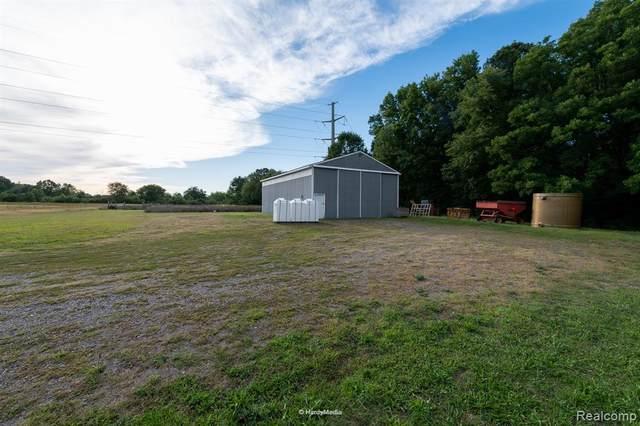 1775 Farnsworth Road, Mayfield Twp, MI 48446 (#2200074005) :: Keller Williams West Bloomfield