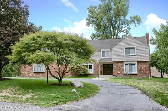 7415 Wing Lake Road, Bloomfield Twp, MI 48301 (#2200074176) :: The BK Agency