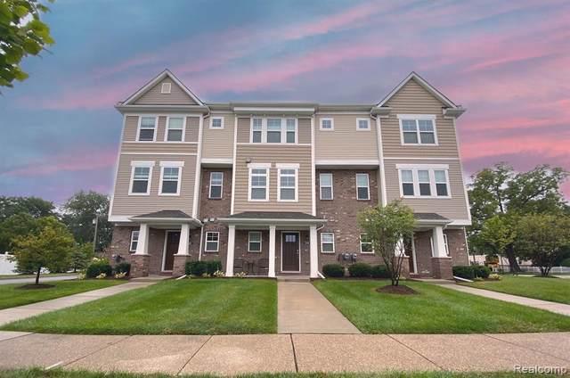 508 Woodlawn Avenue, Royal Oak, MI 48073 (#2200074177) :: GK Real Estate Team