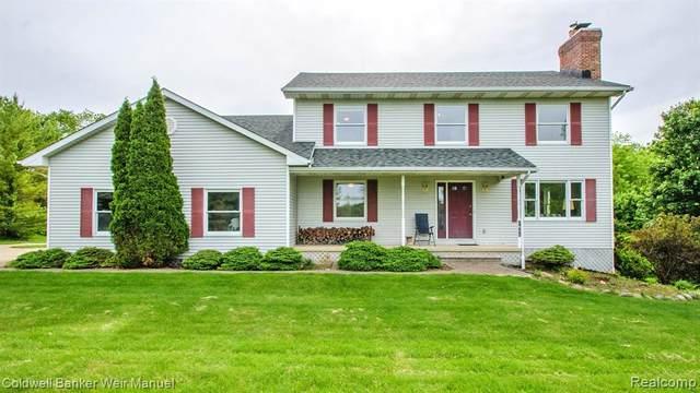 2841 Trillium Lane, Lodi Twp, MI 48103 (#2200074189) :: Duneske Real Estate Advisors