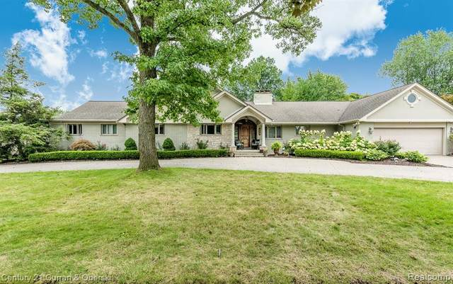 236 Brentwood Drive, Dearborn, MI 48124 (#2200074207) :: Alan Brown Group