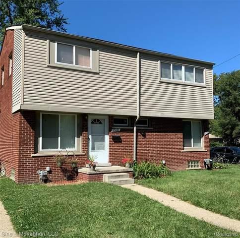 25161 Coolidge Hwy # 25165, Oak Park, MI 48237 (#2200074425) :: The BK Agency