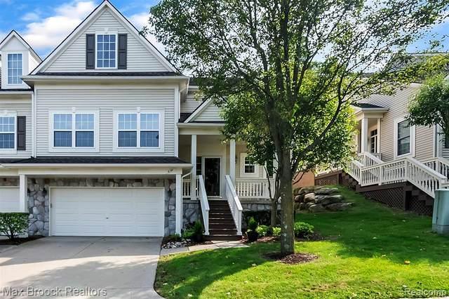 670 W Bluff Court, Rochester Hills, MI 48307 (#2200074518) :: Duneske Real Estate Advisors