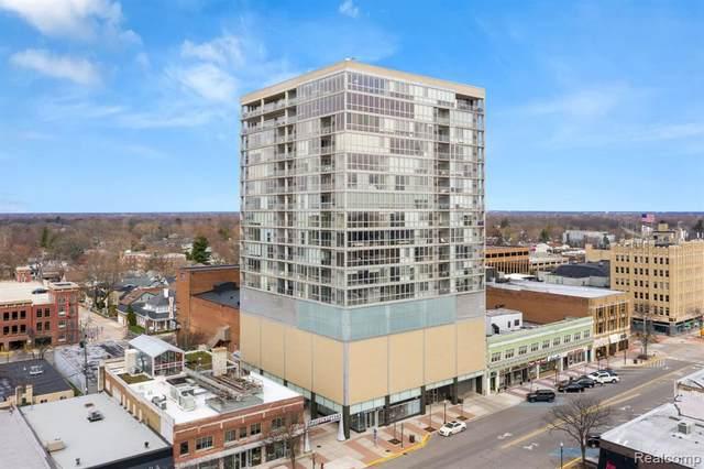 432 S Washington Ave Unit 1506, Royal Oak, MI 48067 (#2200074534) :: Novak & Associates