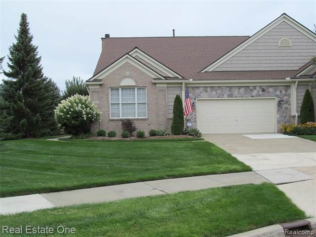 1505 Ford Court #29, Rochester, MI 48306 (#2200074640) :: The BK Agency