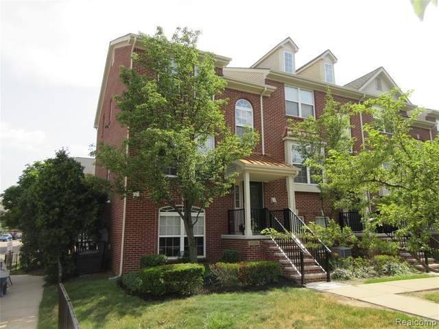 25294 Saint James, Southfield, MI 48075 (#2200074804) :: RE/MAX Nexus