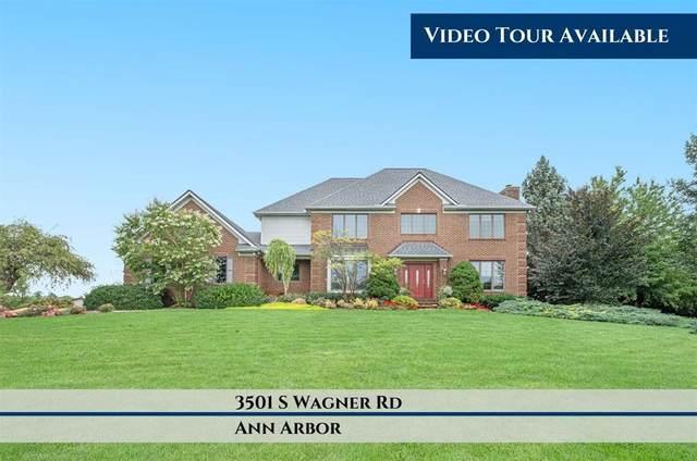 3501 S Wagner Road, Lodi Twp, MI 48103 (#543276255) :: Duneske Real Estate Advisors
