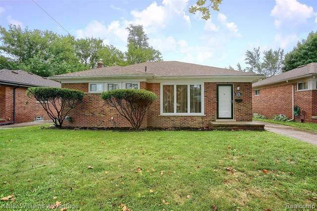 8761 Woodside Drive, Oak Park, MI 48237 (#2200074864) :: The BK Agency
