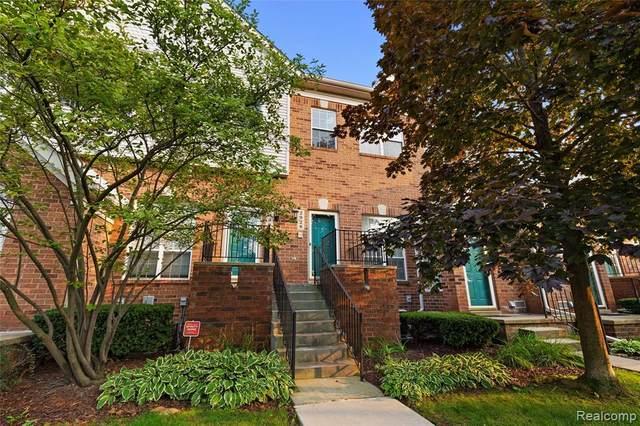 2928 Prince Hall Drive, Detroit, MI 48207 (#2200075001) :: GK Real Estate Team