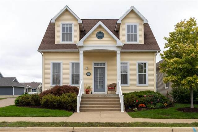 3360 Wharton Street, East Lansing, MI 48823 (#630000249611) :: Novak & Associates