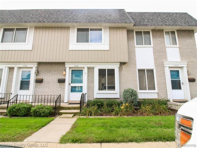 4490 15 MILE Road, Sterling Heights, MI 48310 (#2200075101) :: The Mulvihill Group