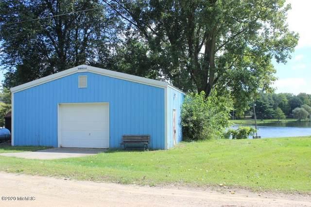 9981 Cobb Lake Rd, Scipio Twp, MI 49250 (#53020037902) :: GK Real Estate Team