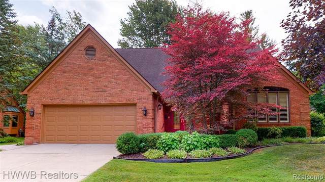 21875 Dover Court, Beverly Hills Vlg, MI 48025 (#2200075124) :: GK Real Estate Team