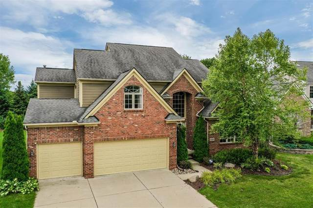12302 Wendover Drive, Plymouth, MI 48170 (#543276289) :: The BK Agency
