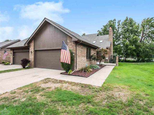 16301 Pine Ridge Dr, Fraser, MI 48026 (#58050023359) :: The Mulvihill Group