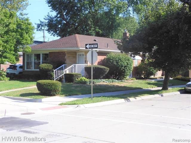 13051 Oak Park Boulevard, Oak Park, MI 48237 (#2200075257) :: The BK Agency