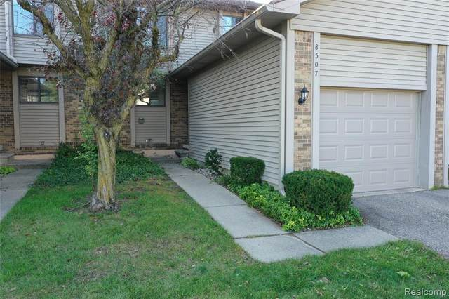 8507 Pepper Ridge Drive, Grand Blanc Twp, MI 48439 (#2200075416) :: RE/MAX Nexus