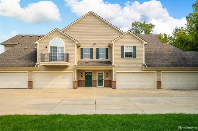 7730 Marie Drive, Shelby Twp, MI 48316 (#2200075471) :: The BK Agency