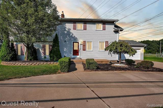 13277 Clinton River Road, Sterling Heights, MI 48313 (#2200075568) :: GK Real Estate Team