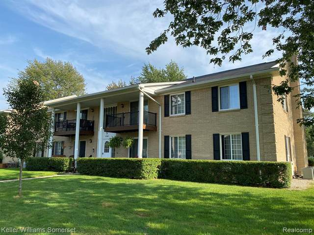 11720 Ina Dr # U87c125 Drive #87, Sterling Heights, MI 48312 (#2200075584) :: Alan Brown Group