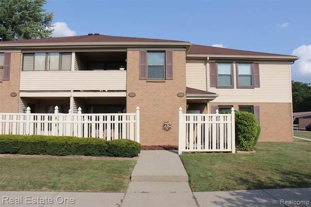 19572 Northridge Drive, Northville Twp, MI 48167 (#2200075622) :: RE/MAX Nexus