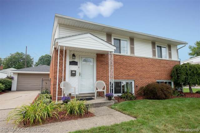 6839 Caribou Street, Westland, MI 48185 (#2200075651) :: The BK Agency
