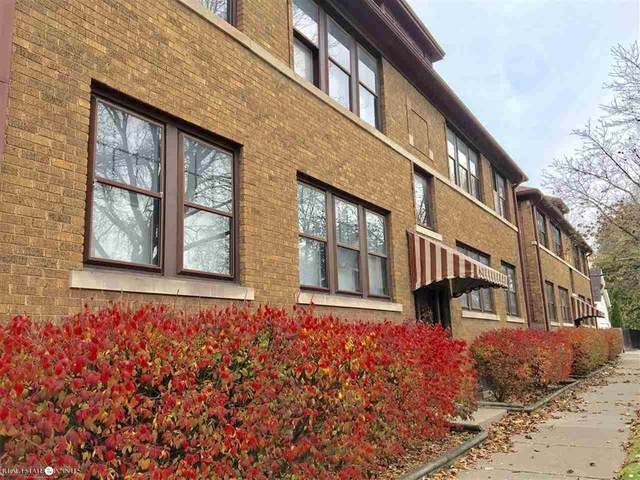 1300 Maryland Apartment #5, Grosse Pointe Park, MI 48230 (#58050023516) :: The BK Agency