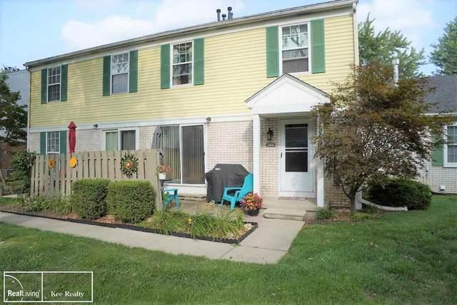 24644 Spring Lane, Harrison Twp, MI 48045 (#58050023525) :: Novak & Associates