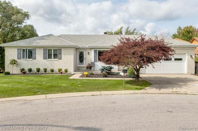 2945 Woodstock Circle, Port Huron, MI 48060 (#2200075798) :: The Mulvihill Group