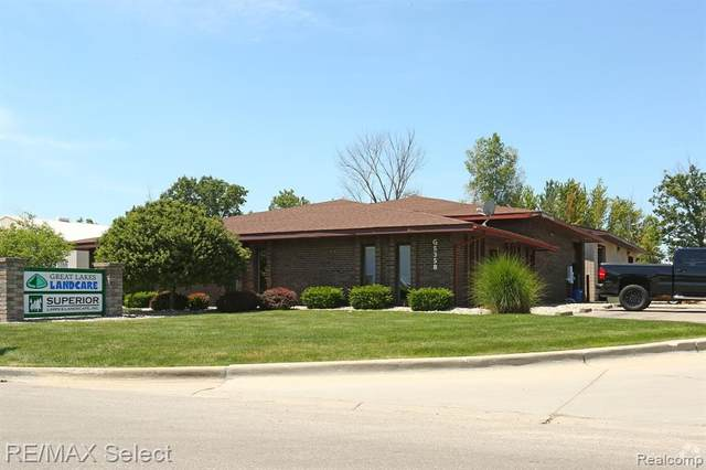 5358 Hill 23 Drive, Mundy Twp, MI 48507 (#2200075807) :: Novak & Associates
