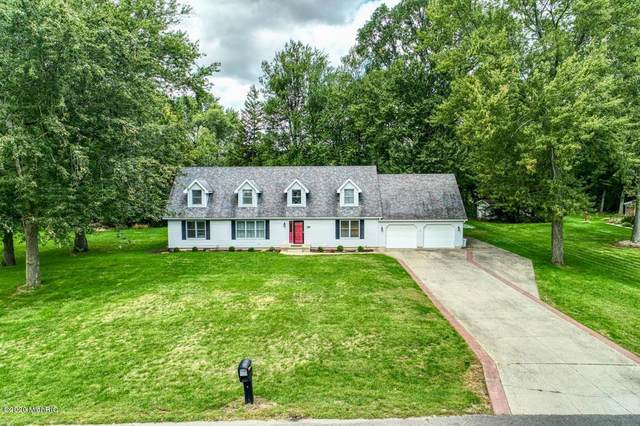 632 S Fall River Dr, Coldwater Twp, MI 49036 (#62020038277) :: GK Real Estate Team