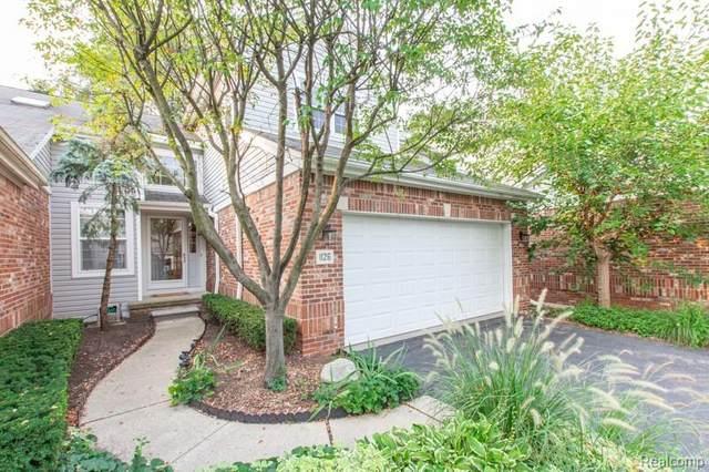 1126 Fairways Boulevard #54, Troy, MI 48085 (#2200075882) :: Duneske Real Estate Advisors