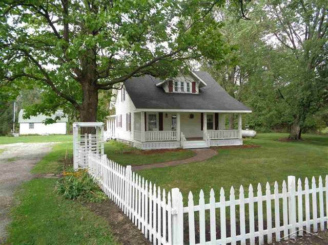 17710 Swan Creek Road, Fremont Twp, MI 48626 (#61050023585) :: Keller Williams West Bloomfield