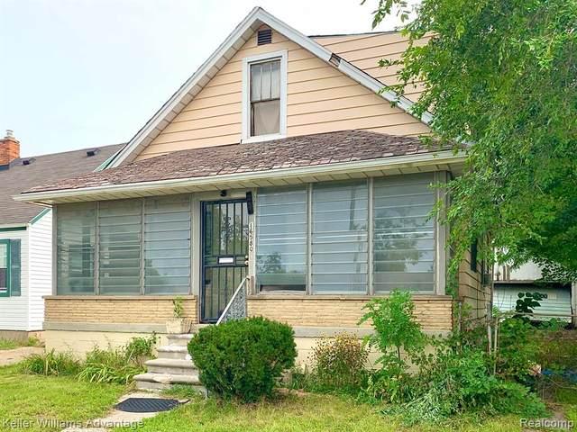 16580 San Juan Drive, Detroit, MI 48221 (#2200076021) :: The BK Agency