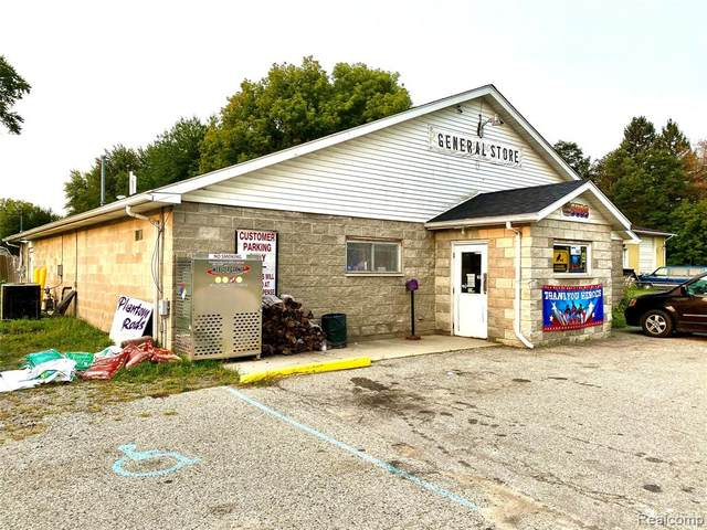 6971 Lapeer Road, Kimball Twp, MI 48074 (#2200076074) :: The BK Agency