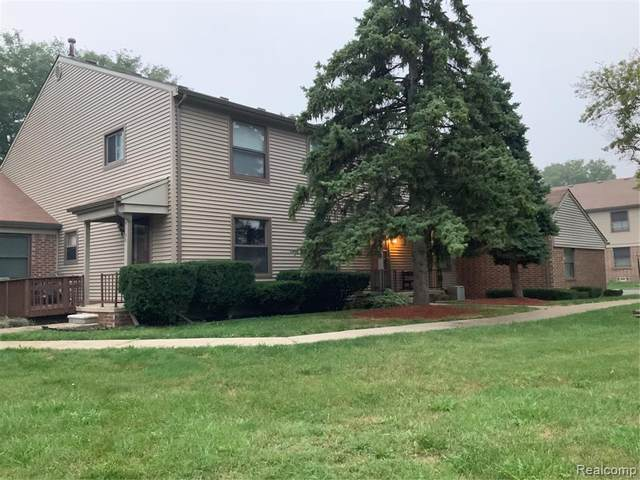 27100 Winchester Street, Brownstown Twp, MI 48183 (#2200076121) :: The BK Agency