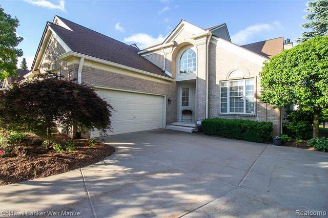 1501 Ford Court, Rochester, MI 48306 (#2200076154) :: The BK Agency