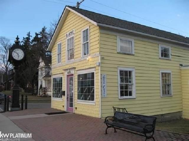 69394 Main St, Richmond, MI 48062 (#58050023682) :: The Alex Nugent Team | Real Estate One
