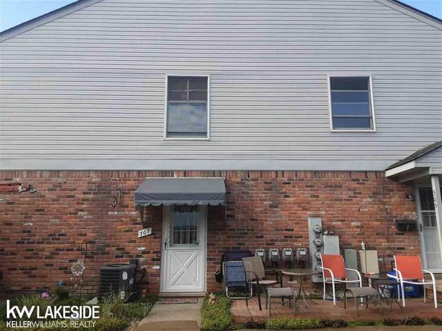 307 Bon Brae #7, Saint Clair Shores, MI 48081 (#58050023707) :: Duneske Real Estate Advisors