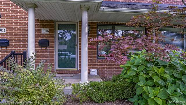 1015 N Old Woodward Avenue, Birmingham, MI 48009 (#2200076360) :: RE/MAX Nexus
