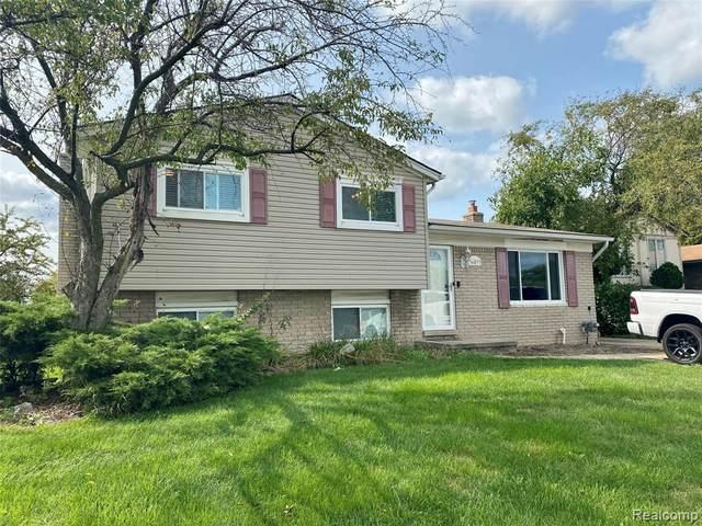 36533 Ryan Road, Sterling Heights, MI 48310 (#2200076382) :: GK Real Estate Team