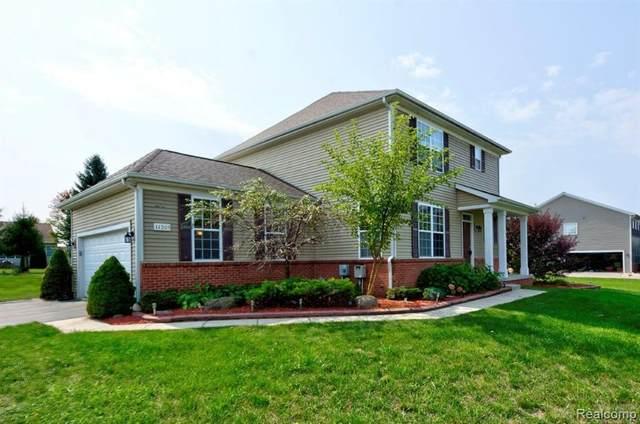 11305 E Pinnacle Drive, Grass Lake Twp, MI 49240 (#2200076468) :: The Alex Nugent Team | Real Estate One