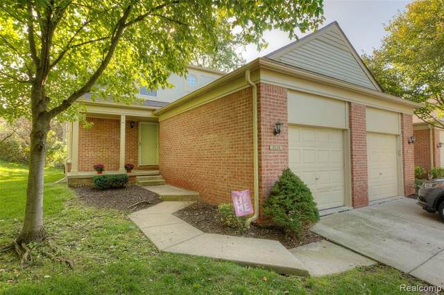 3139 S Village Circle S, Ann Arbor, MI 48108 (#2200076481) :: The BK Agency