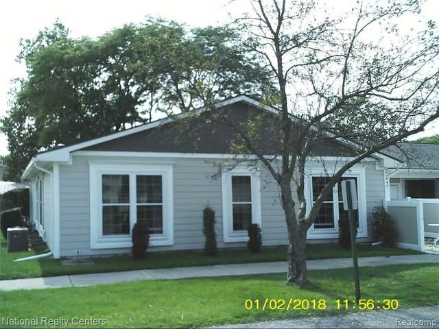 22849 Renford Street, Novi, MI 48375 (#2200076600) :: GK Real Estate Team