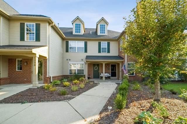 4090 Hampton Ridge Boulevard, Genoa Twp, MI 48843 (#2200076622) :: GK Real Estate Team