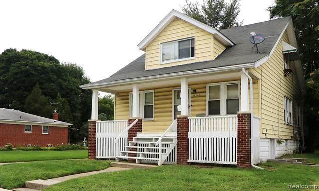16223 Wilson Avenue, Eastpointe, MI 48021 (#2200076640) :: The BK Agency