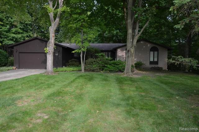 36510 Lansbury Lane, Farmington, MI 48335 (#2200076659) :: The BK Agency