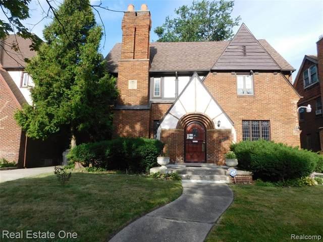 16841 Wildemere Street, Detroit, MI 48221 (#2200076683) :: GK Real Estate Team