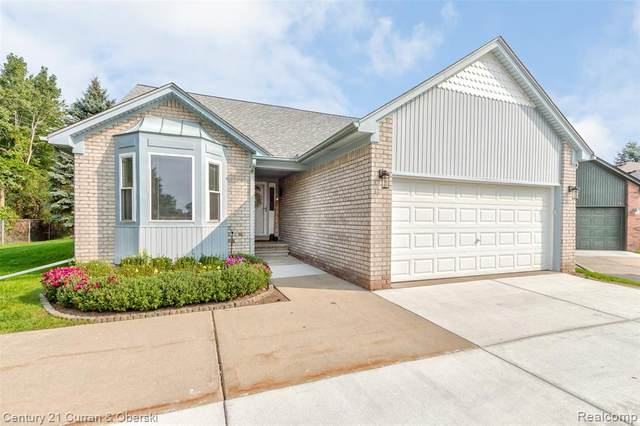 20080 Levee Court, Clinton Twp, MI 48038 (#2200076717) :: RE/MAX Nexus