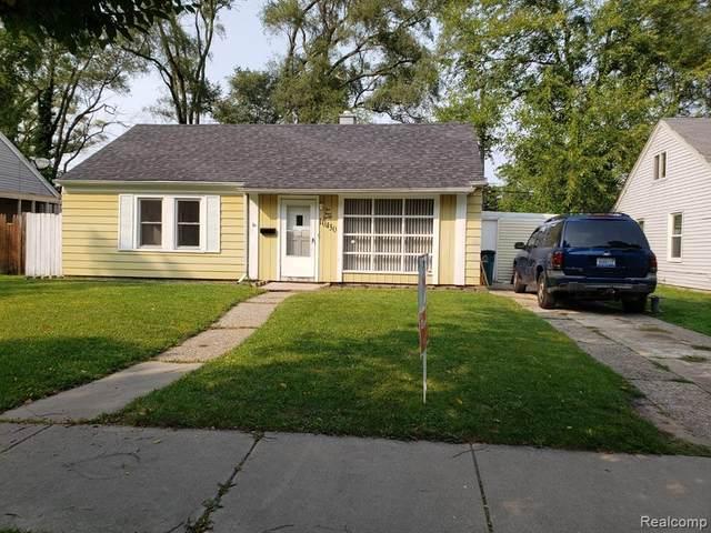 10430 Corning Street, Oak Park, MI 48237 (#2200076733) :: The BK Agency